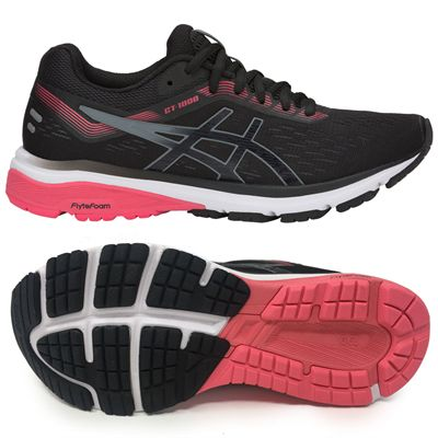 Asics GT-1000 7 Ladies Running Shoes SS19