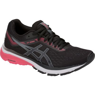 Asics GT-1000 7 Ladies Running Shoes SS19 - Angled2