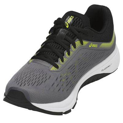 Asics GT-1000 7 Mens Running Shoes - Grey - Angle2