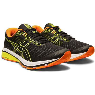 Asics GT-1000 8 Mens Running Shoes - Angled