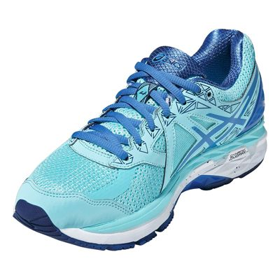 Asics GT-2000 4 Ladies Running Shoes Angle View