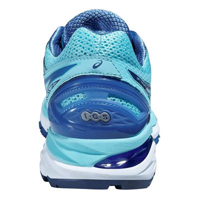 Asics GT-2000 4 Ladies Running Shoes Back View