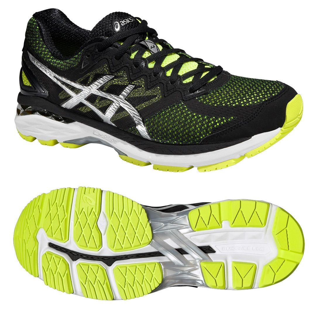 Wide Fit Stability Running Shoes Mens