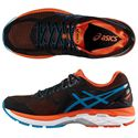 Asics GT-2000 4 Mens Running Shoes - Black - Top