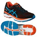 Asics GT-2000 4 Mens Running Shoes - Black