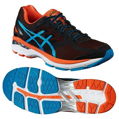 Asics GT-2000 4 Mens Running Shoes - Black