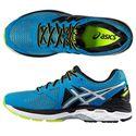 Asics GT-2000 4 Mens Running Shoes - Blue - Top