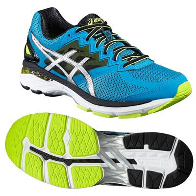 Asics GT-2000 4 Mens Running Shoes - Blue