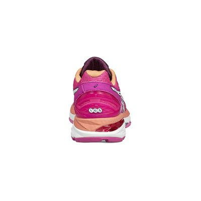 Asics GT-2000 5 Ladies Running Shoes-pink-heel
