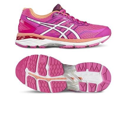 Asics GT-2000 5 Ladies Running Shoes-pink-main
