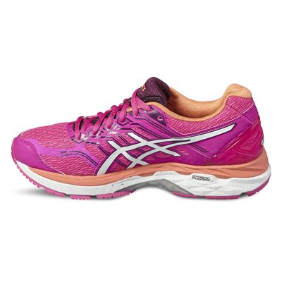 Asics GT-2000 5 Ladies Running Shoes-pink-side2