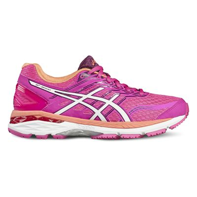 Asics GT-2000 5 Ladies Running Shoes-pink-side
