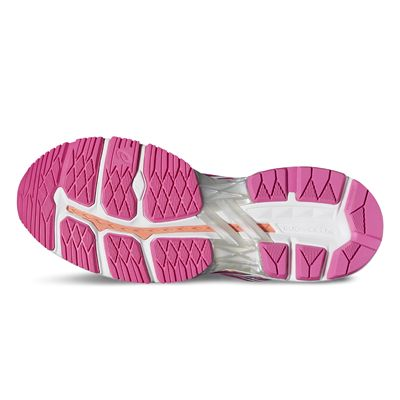 Asics GT-2000 5 Ladies Running Shoes-pink-sole