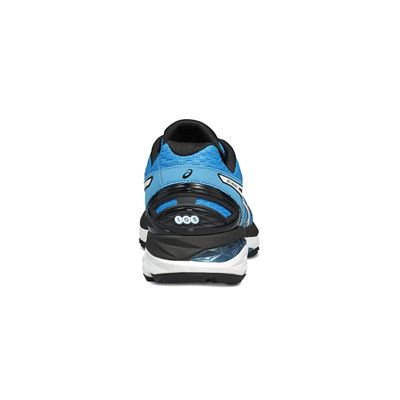Asics GT-2000 5 Mens Running Shoes-blue-heel