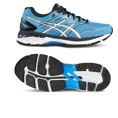 Asics GT-2000 5 Mens Running Shoes-blue-main