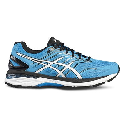 Asics GT-2000 5 Mens Running Shoes-blue-side