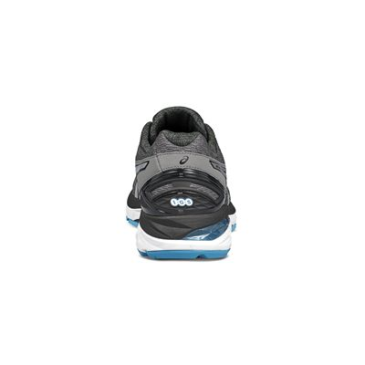 Asics GT-2000 5 Mens Running Shoes-gery-heel