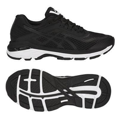 Asics GT-2000 6 Ladies Running Shoes - Black
