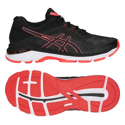 Asics GT-2000 6 Ladies Running Shoes AW18
