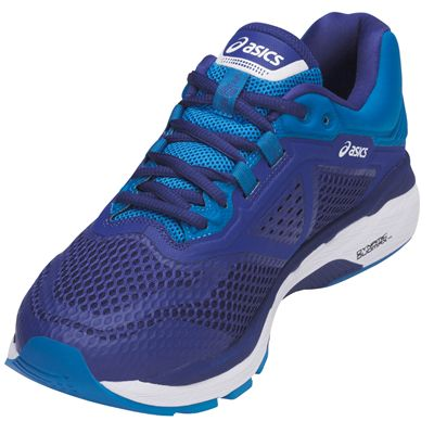 Asics GT-2000 6 Mens Running Shoes AW18 - Angle