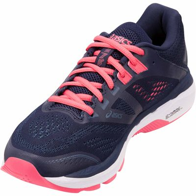 Asics GT-2000 7 Ladies Running Shoes - Angle2