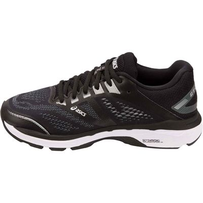 Asics GT-2000 7 Ladies Running Shoes - Black - Side