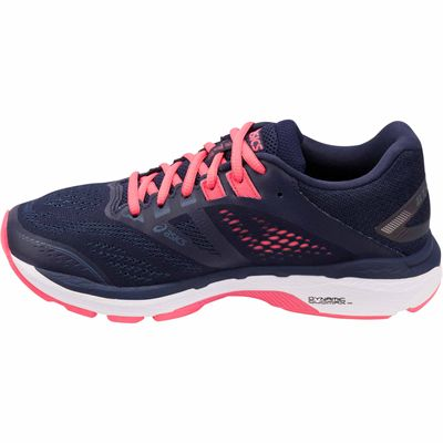 Asics GT-2000 7 Ladies Running Shoes Blue - Side2