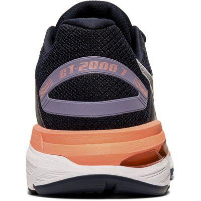 Asics GT-2000 7 Ladies Running Shoes AW19 - Black - Back