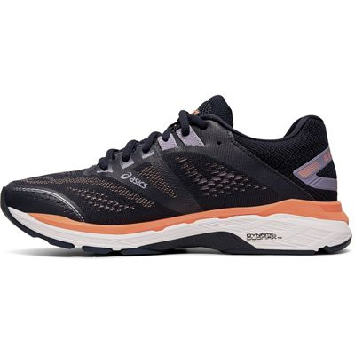 Asics GT-2000 7 Ladies Running Shoes AW19 - Black - Side