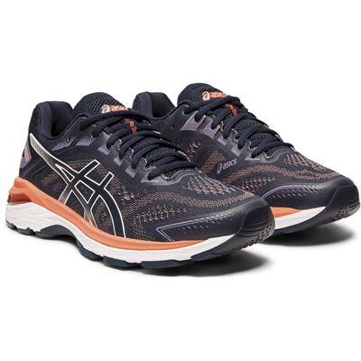 Asics GT-2000 7 Ladies Running Shoes AW19 - Black - Slant
