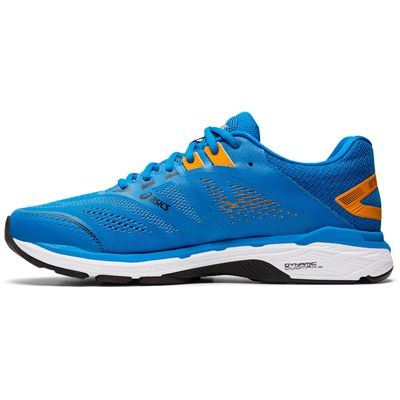 Asics GT-2000 7 Mens Running Shoes AW19 - Blue - Side