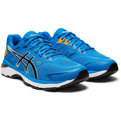 Asics GT-2000 7 Mens Running Shoes AW19 - Blue - Slant