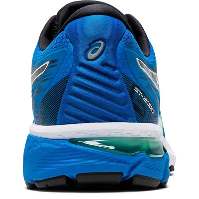 Asics GT-2000 8 Mens Running Shoes - Blue - Back