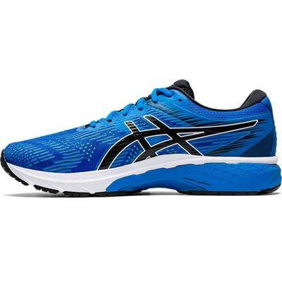 Asics GT-2000 8 Mens Running Shoes - Blue - Side