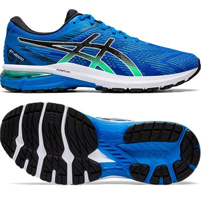 Asics GT-2000 8 Mens Running Shoes - Blue