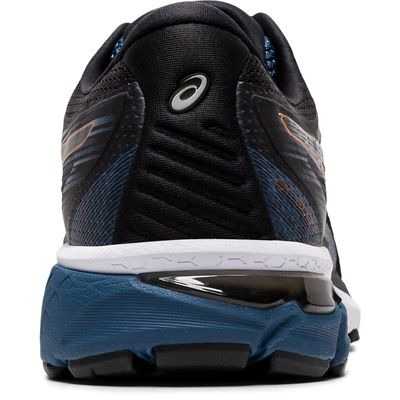 Asics GT-2000 8 Mens Running Shoes - BlueBlack - Back