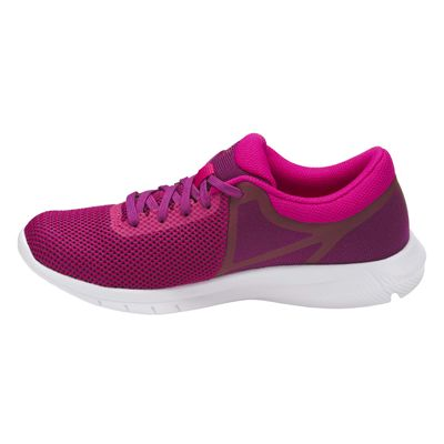 Asics NitroFuze 2 Ladies Running Shoes - Pink/Side