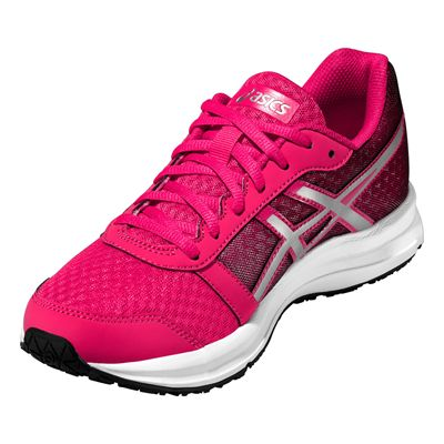 Asics Patriot 8 Ladies Running Shoes SS16 Angle View