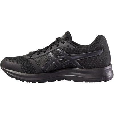Asics Patriot 8 Ladies Running Shoes-Black-Side