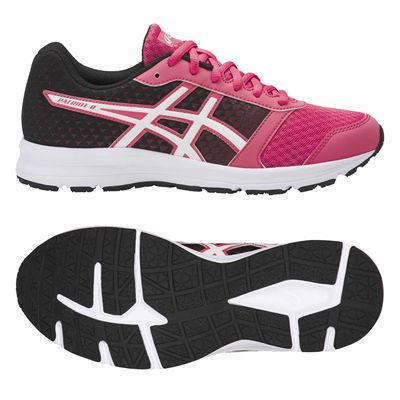 Asics Patriot 8 Ladies Running Shoes AW17 - Pink