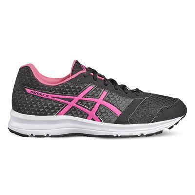 Asics Patriot 8 Ladies Running Shoes-bkpk-side
