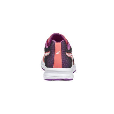 Asics Patriot 8 Ladies Running Shoes-orange-heel
