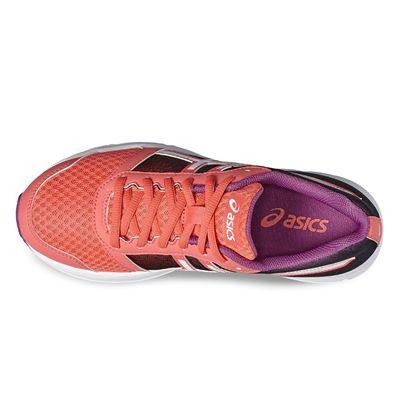 Asics Patriot 8 Ladies Running Shoes-orange-top