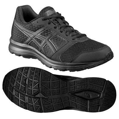 Asics Patriot 8 Mens Running Shoes - Black
