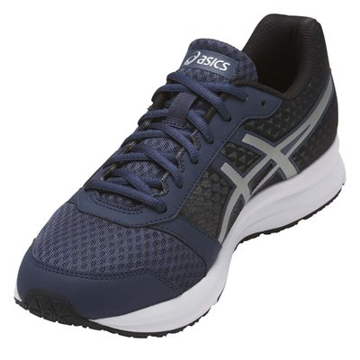 Asics Patriot 8 Mens Running Shoes AW17 - Angled