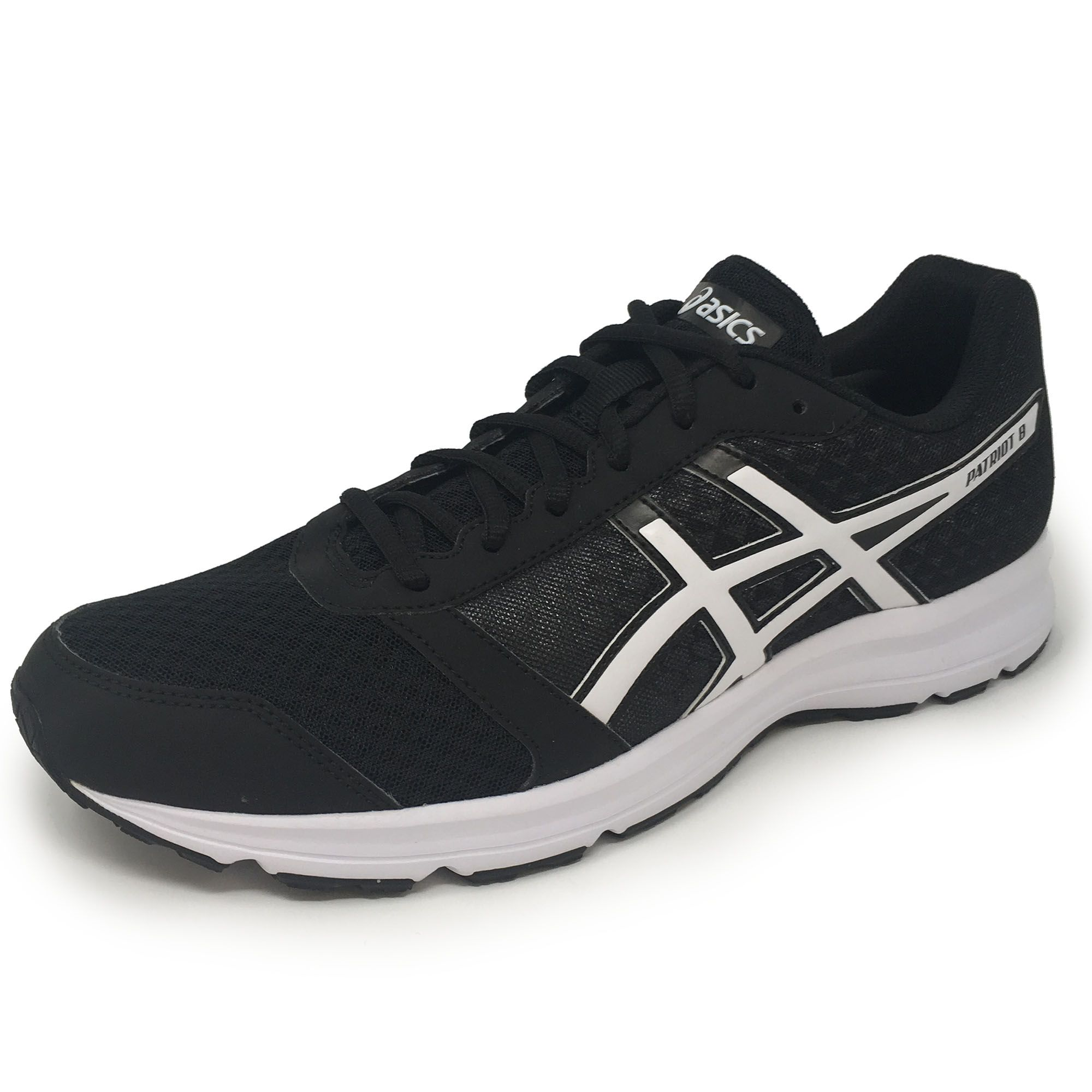Asics Patriot 8 Mens Running Shoes - Sweatband.com
