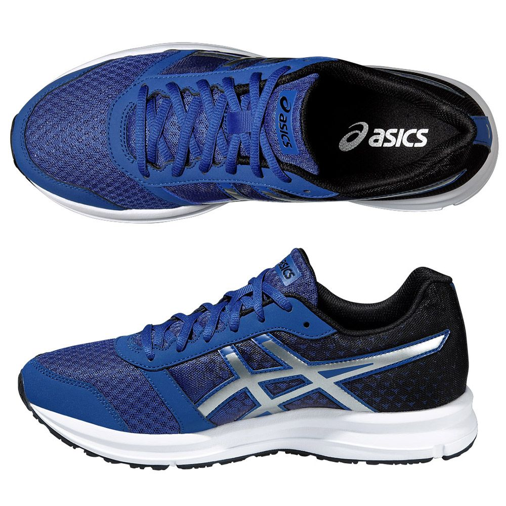 asics patriot 8 mens running shoes ss16. Black Bedroom Furniture Sets. Home Design Ideas
