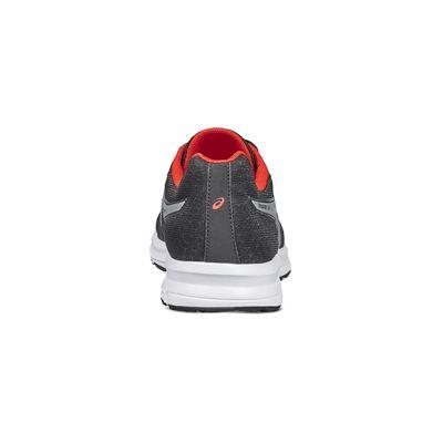 Asics Patriot 8 Mens Running Shoes-grey-heel