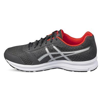Asics Patriot 8 Mens Running Shoes-grey-side2