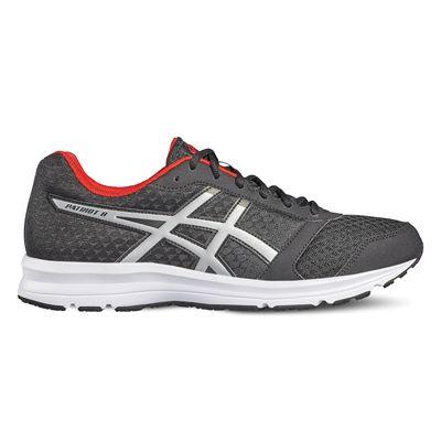 Asics Patriot 8 Mens Running Shoes-grey-side